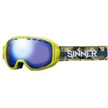 Sinner Mohawk Mt Lime GRN - BLU