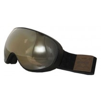 Sinner Nauders Matte Blk Frame Polarised Mirror Lens - One Size RRP £99.95