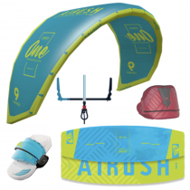 Airush 8m Lithium One Progression/ Switch Kitesurf Package