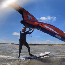 Wing Surf Intro Lesson