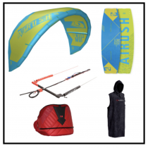 Airush Lithium Progression / Switch Kitesurf Package