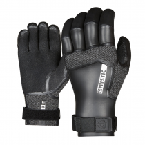 Mystic SUPREME GLOVE 5MM 5FINGER PRECURVED - BLACK