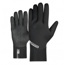 Mystic STAR GLOVE 3MM 5FINGER - BLACK