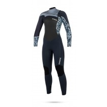Mystic Winter Diva Ladies front zip winter wetsuit
