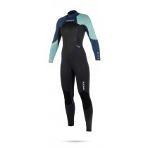 Mystic Star Back Zip winter ladies wetsuit