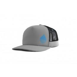 Buoy Wear Floating Peak Cap Grey