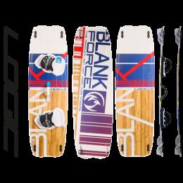 Blankforce Logic Twin Tip Kiteboard