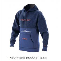 shinn neoprene hoodie