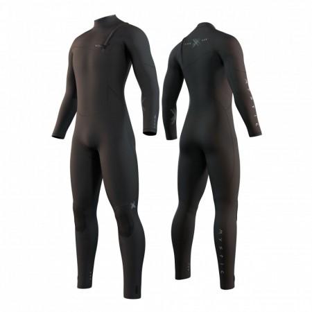 2022 Mystic ONE ZIP FREE Winter wetsuit 5/3mm Black