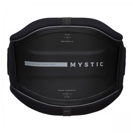 Mystic Majestic Waist Kitesurf Harness - Black