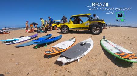 "Brazil Kite ""Surf"" November Trip 2020 - Deposit"