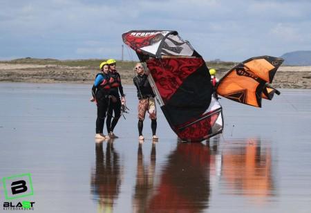 1 Day Kitesurfing Lesson
