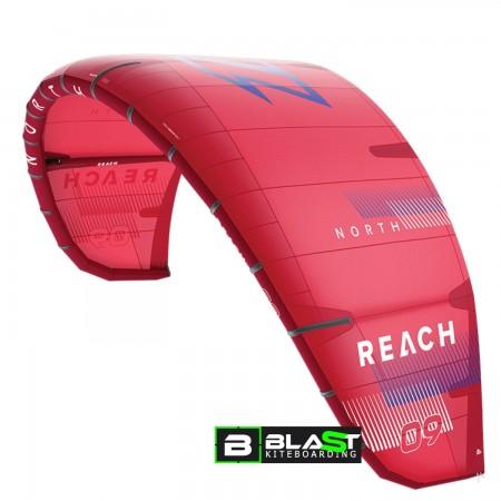 North Reach - 12m Performance Freeride Kite