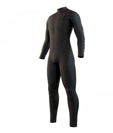 2021 Mystic ONE ZIP FREE Winter wetsuit 5/3mm Black