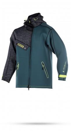 Mystic Ocean Kitesurfing Rigging Jacket Unisex Teal