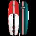 Shinn Jackson Hydro Foil Board for light wind Kitesurfing