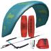 Airush 10m One Progression/ Shinn Pinbot Kitesurf Package