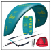 Airush 12m Lithium One Progression/ Switch Kitesurf Package