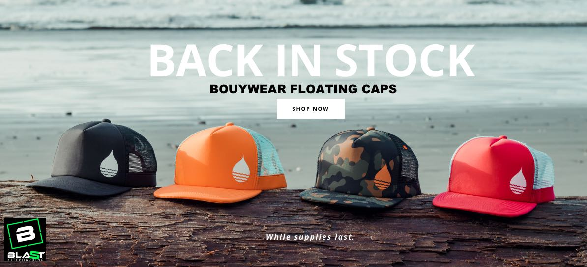 BOUYWEAR FLOATING CAPS