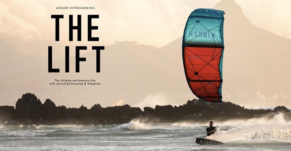 The Airush Lift