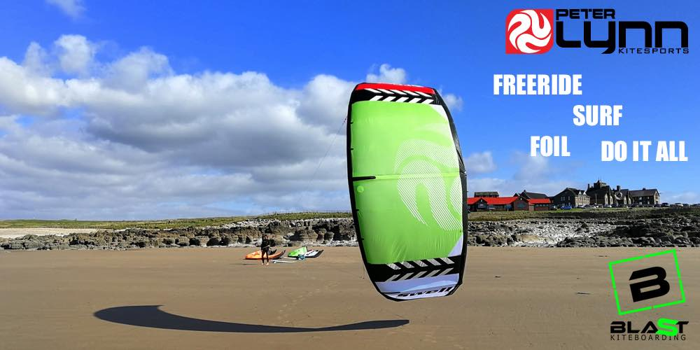 Freeride / Surf Kite