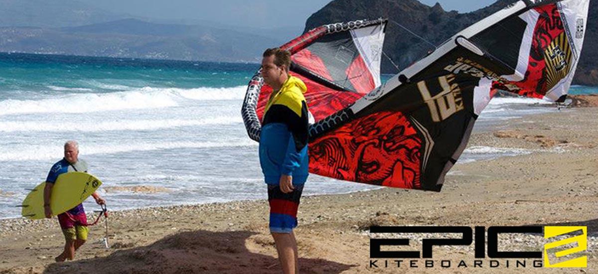 4G Epic Kites