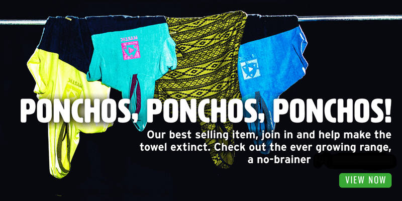 Mystic Changing Poncho's
